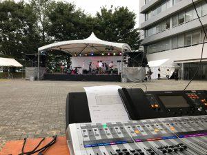 音響 照明 学園祭 文化祭 学校 講義 会議 簡易音響 マイク