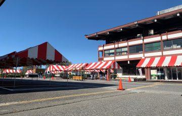 栃木 矢板市 テント テーブル イス パネル 展示パネル 音響 マイク 警備