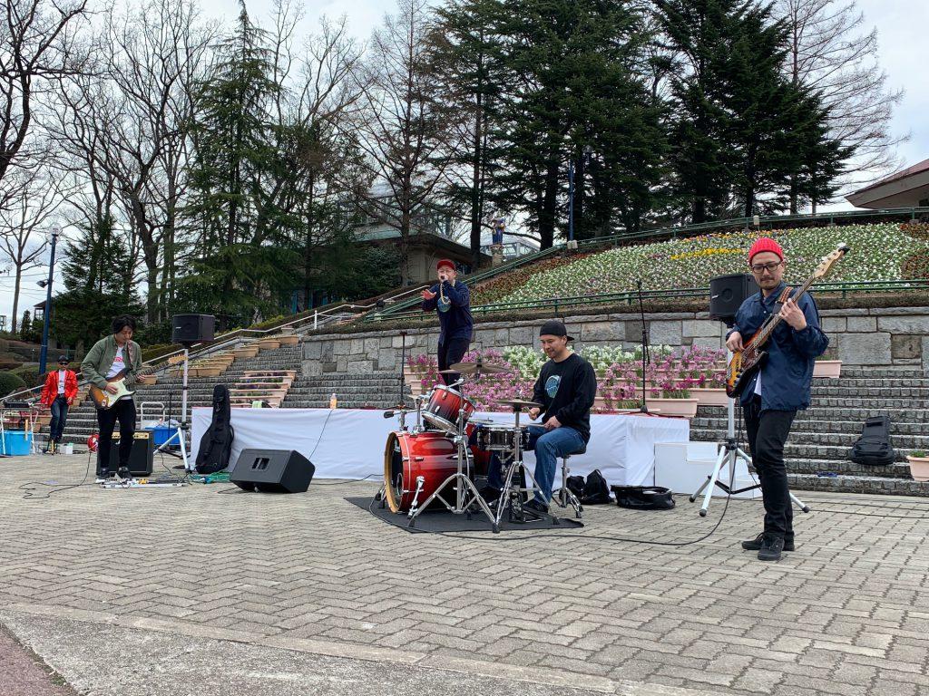 松波 那須 イベント 音楽 音響 ステージ マイク スピーカー