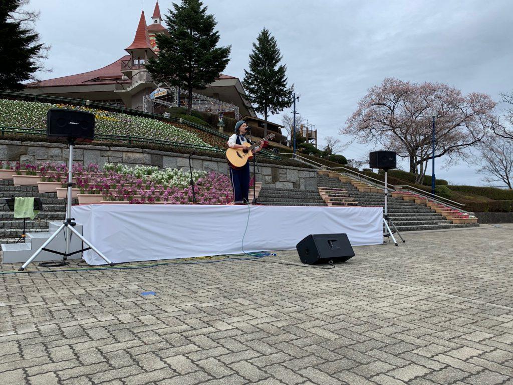 中山浩実 那須 イベント 音楽 音響 ステージ マイク スピーカー