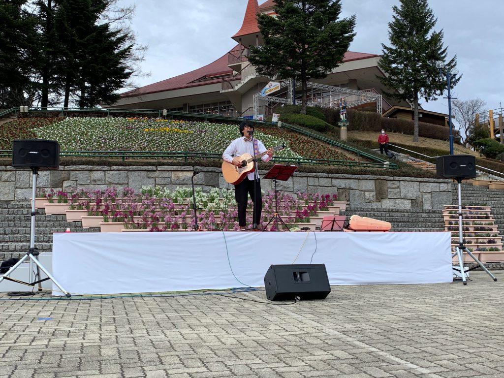 横田悠二 那須 イベント 音楽 音響 ステージ マイク スピーカー